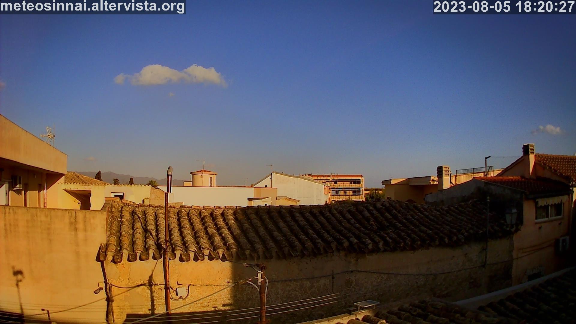Webcam Sinnai - MeteoSinnai